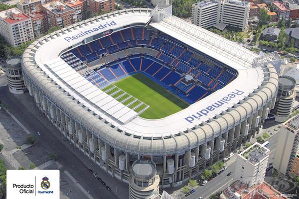 Pc Wallpaper 3d Eye Illusion Poster Du Stade Real De Madrid Estadio Santiago Bernabeu