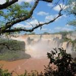 Iguazu Falls, Boarder of Brazil, Argentina & Paraguay