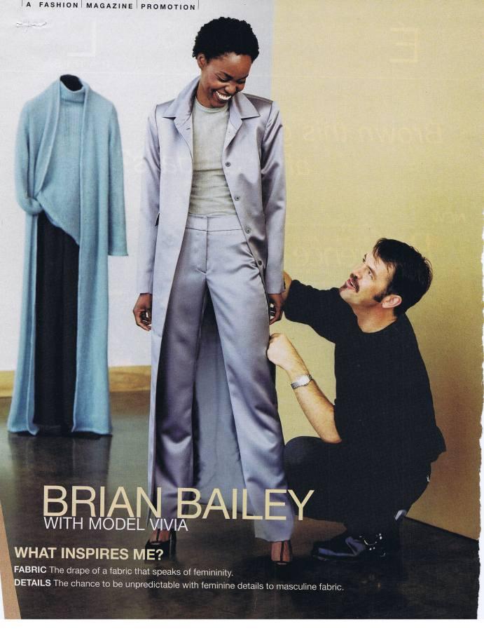 """BRIAN BAILEY """"INFO N/A"""""""