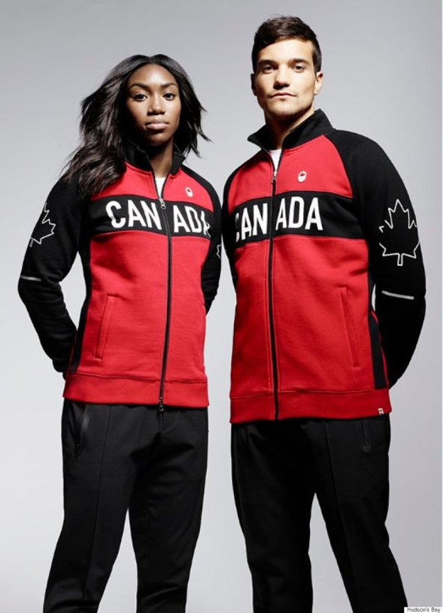 CANADIAN OLYMPIC UNIFORMS RIO 2016 4