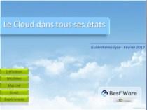 """Guide Cloud Best'Ware 2012, """"Le Cloud dans tous ses états"""""""