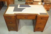 Art Deco Betty Joel Desk || Cloud 9, Art Deco Furniture Sales