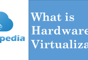 Definition Hardware Virtualization