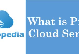 Definition Private Cloud Server