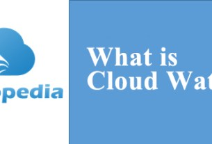 Definition of Cloud Watch