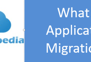 Definition of Application Migration