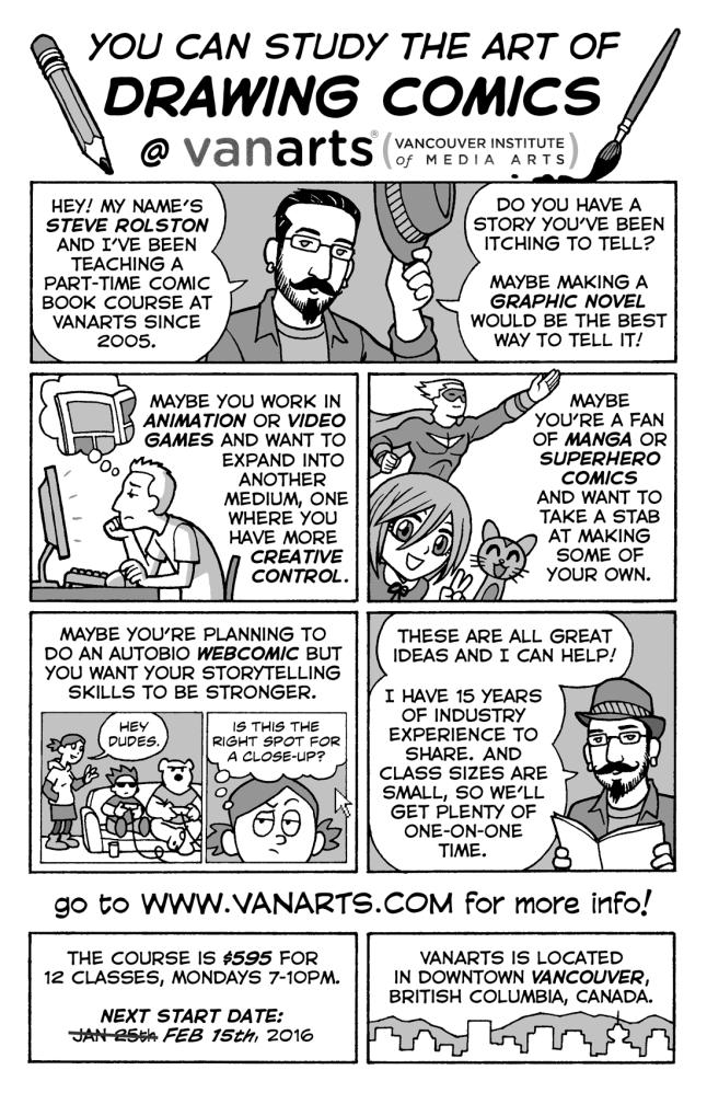 VanArts Comic