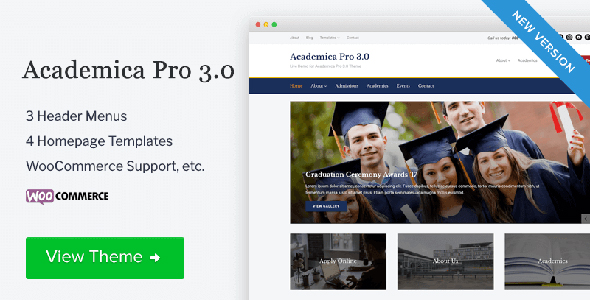 WordPress Education Themes for Learning Management Systems