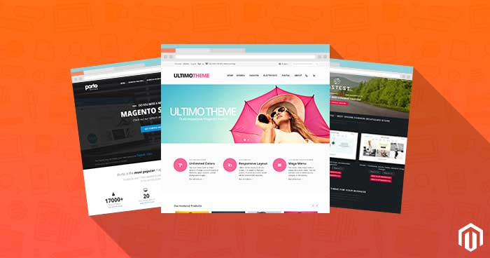 Best Magento Themes  Templates for 2018