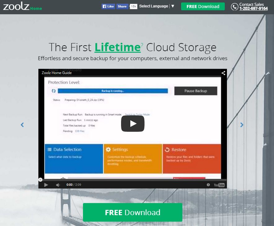 Zoolz Review Cloud Storage Reviews CloudWedge - zoolz review