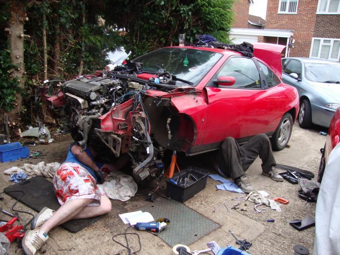 Duncan\u0027s 145 16vt - Alfa Romeo 145 - 146 Forum