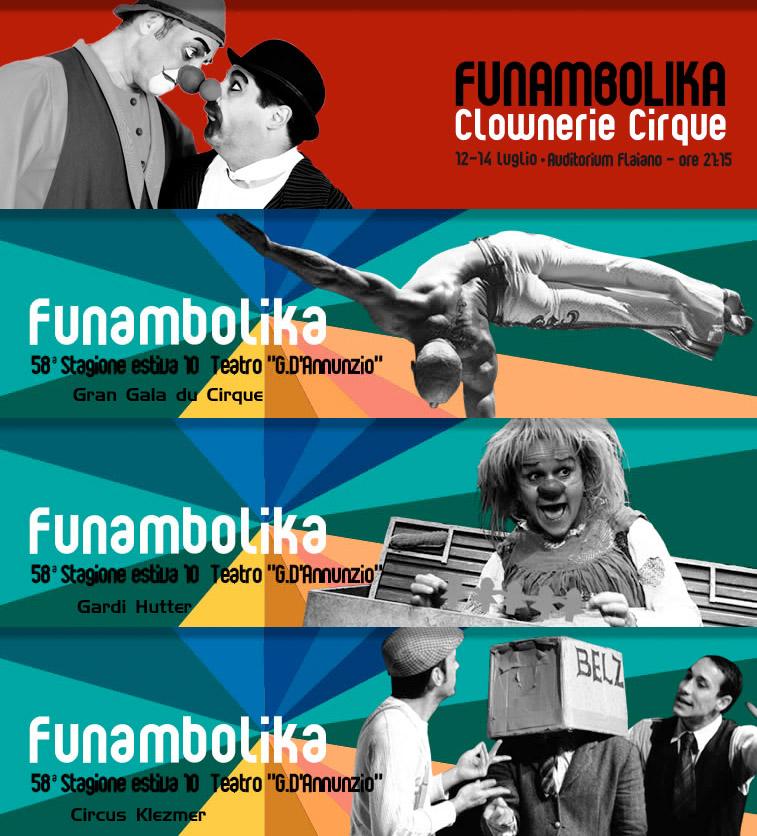 Funambolika 2010 (Pescara, Abruzzo Italy, July 12-14)