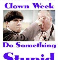 National Clown Week August 1-7!