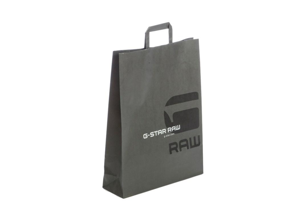 shopping bags manico piatto