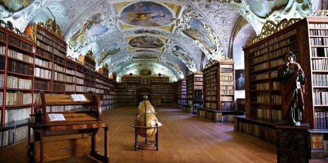 Prague Library  Moyan Brenn