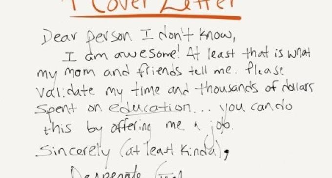 Por qué tu carta de presentación es más importante que tu currículum
