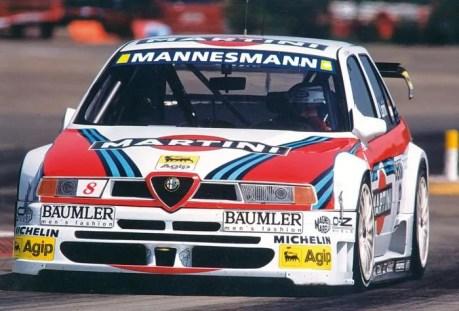 Martini tra corse e glamour