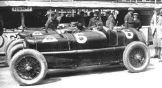 1925 ALFA ROMEO P2 CAMPARI at BELGIAN GP - 2nd