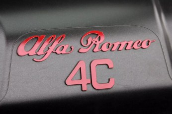 Paramotore Alfa Romeo 4C Logo