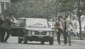 L'avvertimento (1981) - Alfa Giulia Nuova Super