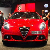 Alfa Romeo Giulietta Sprint rossa