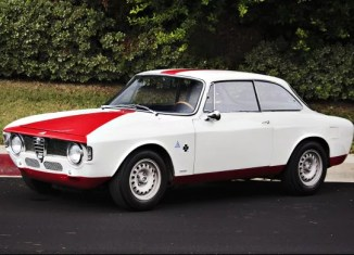 Giulia Sprint GTA del 1965 telaio AR613115