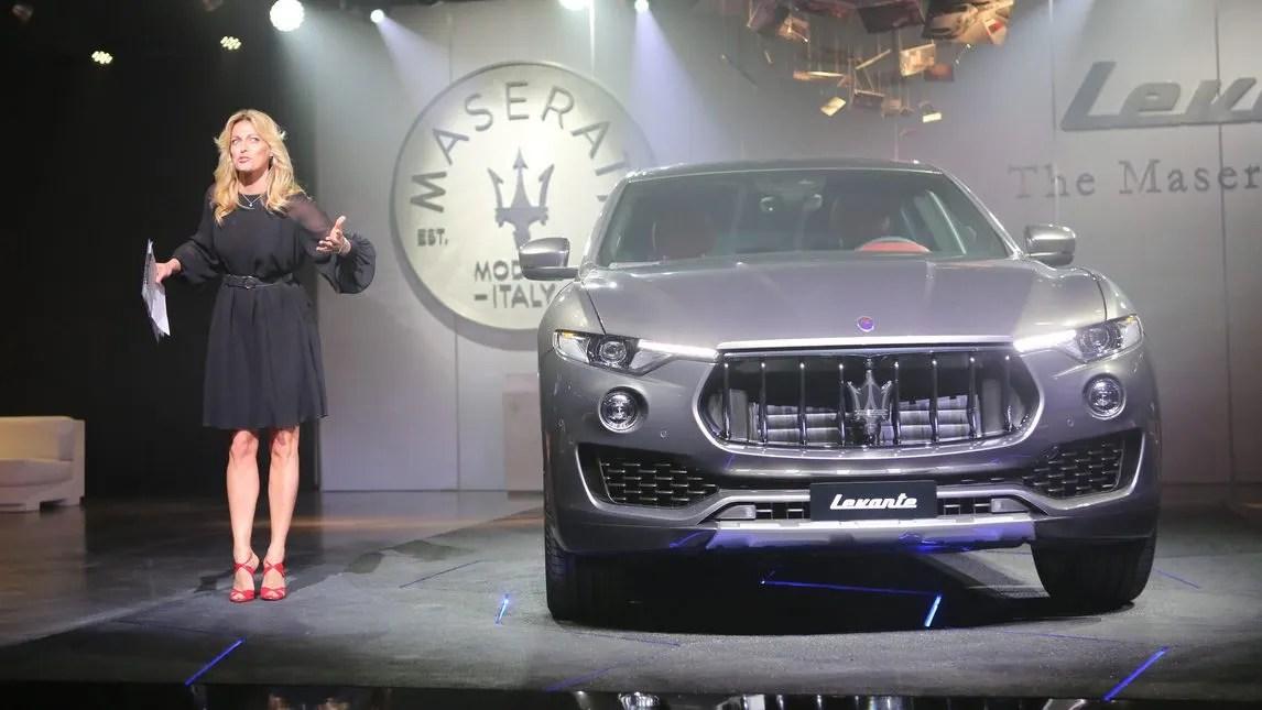 Levante, tecnologia all'avanguardia per la nuova Maserati