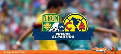 Alineaciones América vs León jornada 14 Clausura 2013