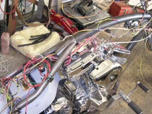 Wiring Harness??? - Club Chopper Forums