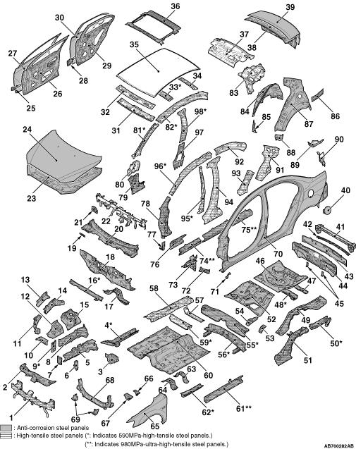 2008 mitsubishi lancer gts wiring diagram