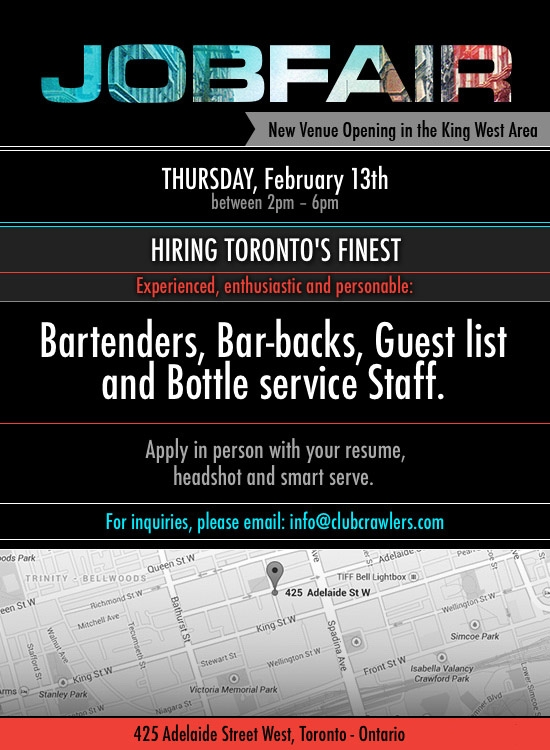 Bottle Service Resume | cvfree.pro