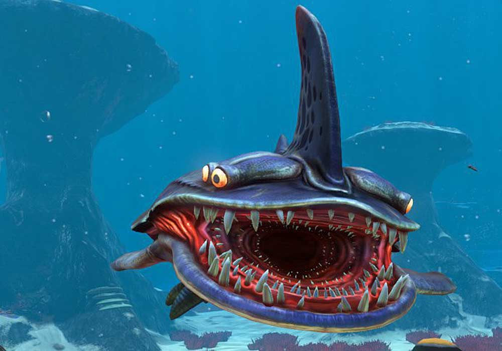 Animal Planet Wallpaper Subnautica 2014