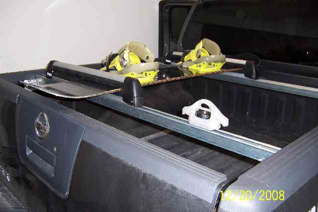 Bed Mount Snowboard Ski Carrier Nissan Frontier Forum