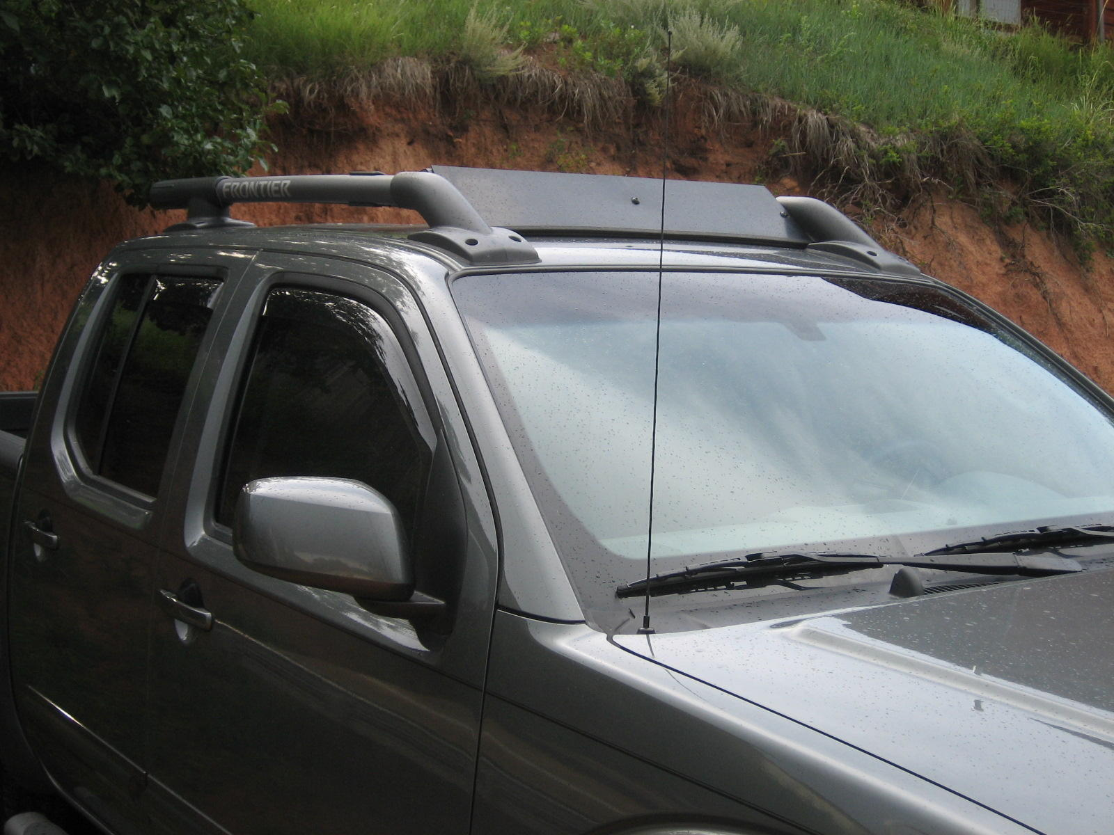 Fairing For Factory Roof Rack Nissan Frontier Forum