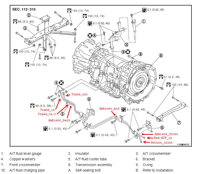 2007 nissan xterra wiring diagram