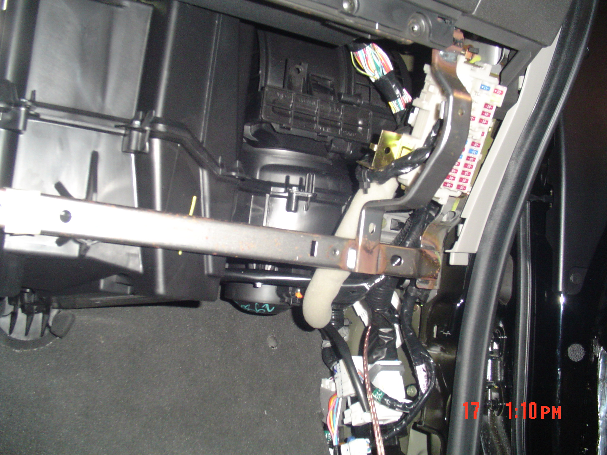 nissan quest wire harness