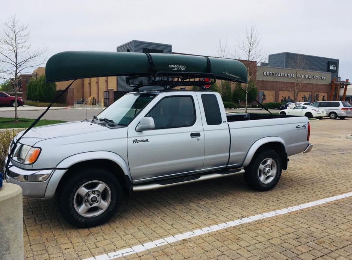 Yakima Roof Rack Fit King Cab Nissan Frontier Forum