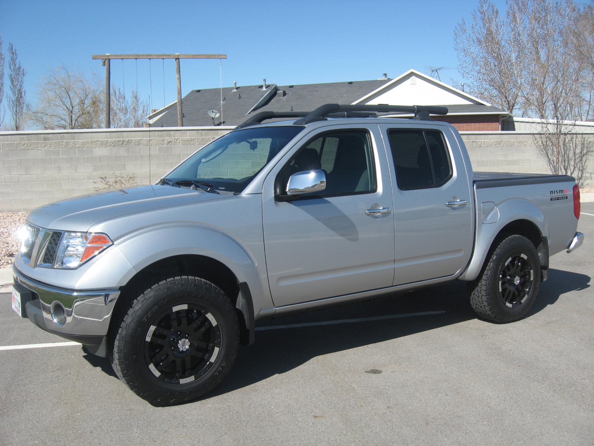 Roof Rack Powdercoated Nissan Frontier Forum