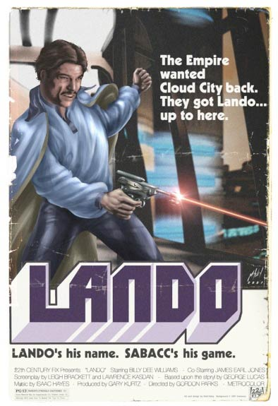 Lando by Matt Haley