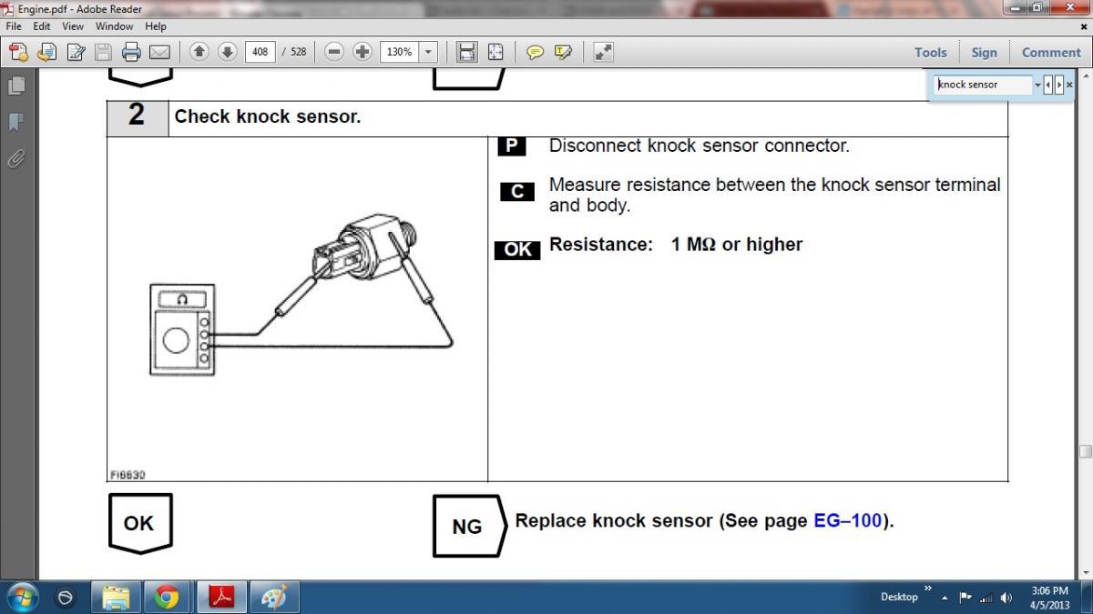 91 240sx knock sensor wiring diagram
