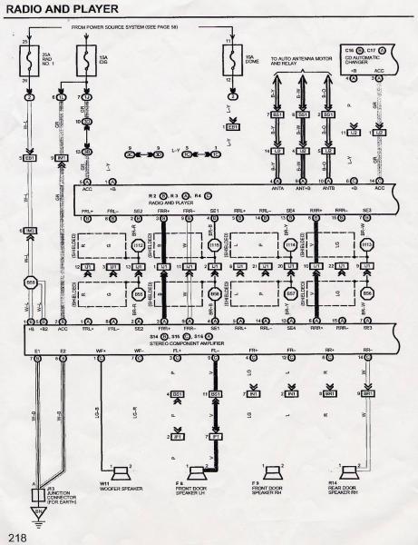 lexus car stereo wiring diagram 04