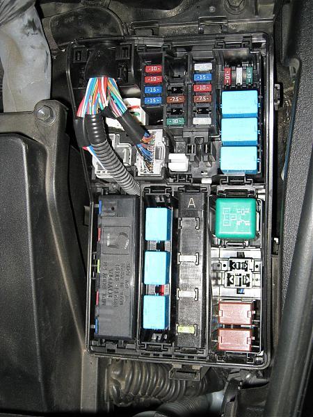 Lexus Is Fuse Box Wiring Diagram