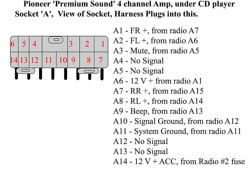 1992 lexus ls400 stereo wiring diagram