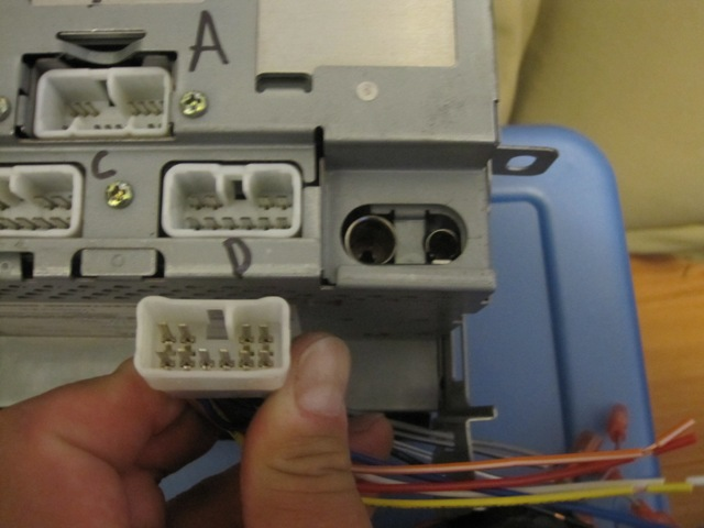 Is this the Radio Wiring Harness I need to install a Headunit
