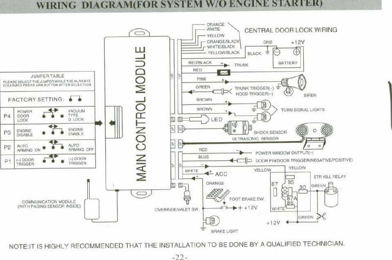 5 pin starter relay wiring diagram