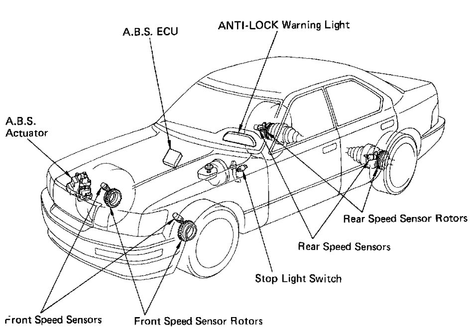 2003 lexus es300 speed sensor wiring diagram