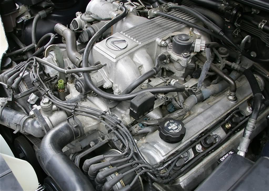 92 Lexus Ls400 Engine Diagram Wiring Schematic Diagram