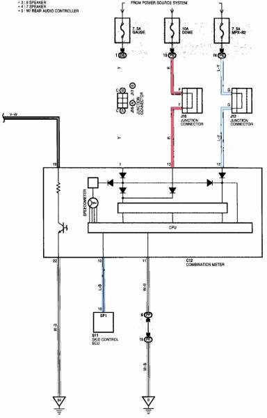 Lexus Rx400h Wiring Diagrams Hecho circuit diagram template