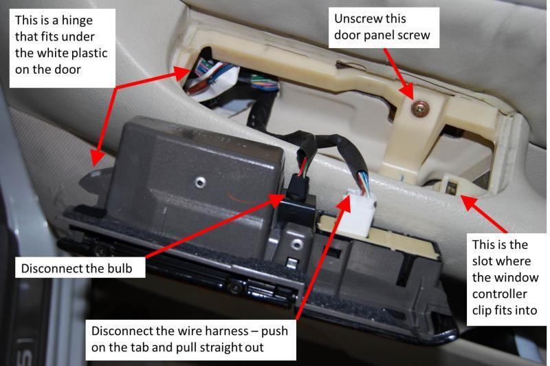 Door Parts Diagram 2007 Lexus Rx 350 Wiring Schematic Diagram