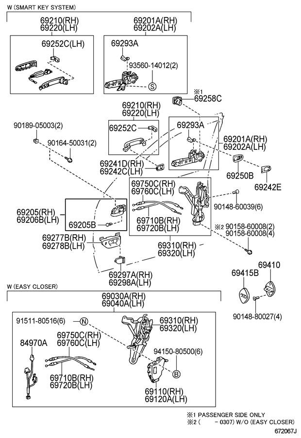 door actuator wiring